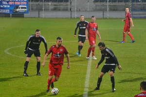 Efektowne zwycięstwo piłkarzy Sokoła na koniec pierwszej rundy