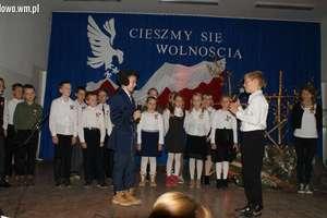 Cieszmy się wolnością. 11 Listopada w SP w Ruszkowie