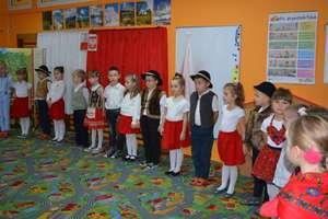 Święto Odzyskania Niepodległości w Przedszkolu Miejskim nr 5