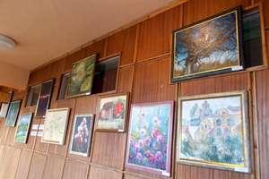 Poplenerowa wystawa w Miejsko-Gminnym Ośrodku Kultury