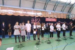 Święto Niepodległości w Gimnazjum nr 2 w Działdowie [zdjęcia]