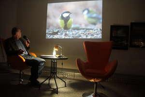 Fotograf ptaków Jarosław Pastuła opowiadał o swojej pasji