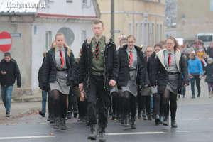 W Święto Niepodległości w Bisztynku powołano drużynę harcerską