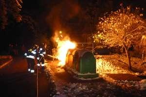 Podsumowanie tygodnia strażackiego: 8 pożarów w powiecie