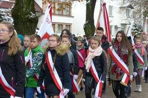 Obchody 98. rocznicy odzyskania niepodległości w Piszu