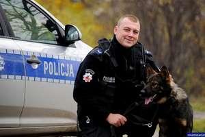 Ludzkie zwłoki w naszym województwie znajdzie pies policyjny