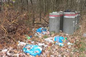 Dziś śmieci w Nawrze zostały posprzątane