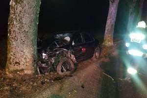 Cztery osoby ranne w wypadku. 29-letni kierowca bmw zbiegł z miejsca zdarzenia