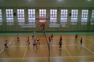 Wojewódzka Liga Piłki Siatkowej Młodziczek w Gołdapi