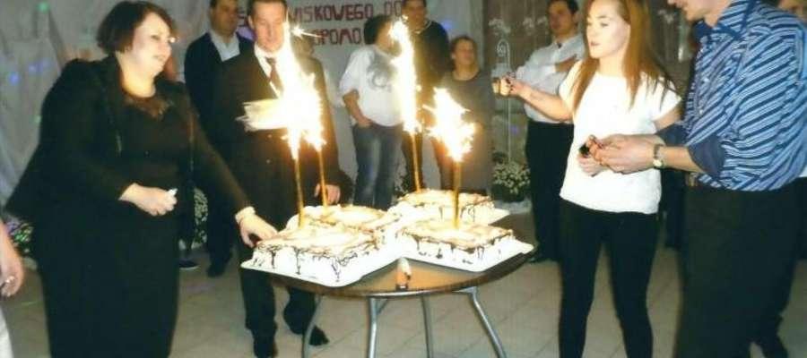 Jubileuszowe torty