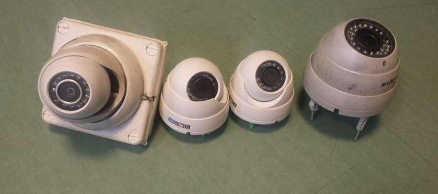 Odzyskane kamery monitoringu
