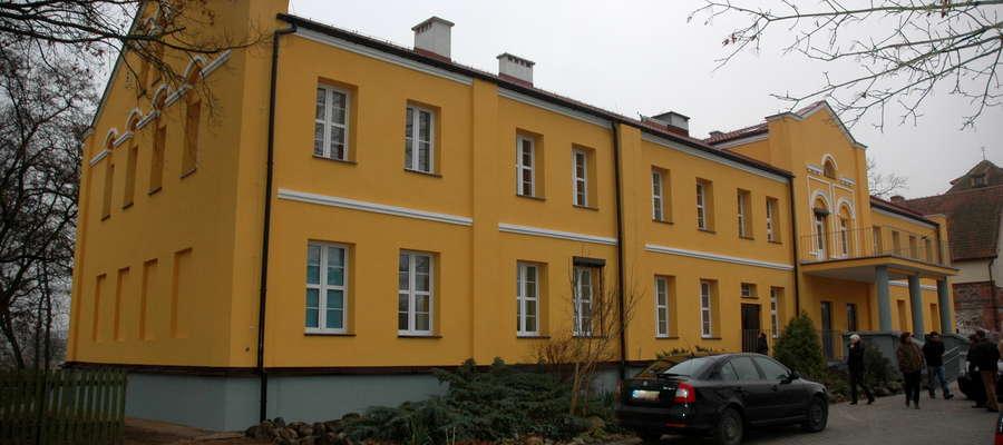 Ośrodek w Łupkach
