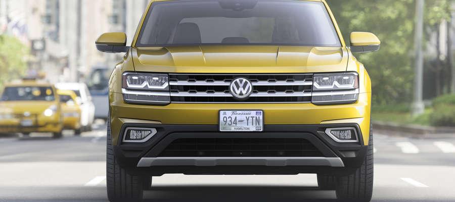 Volkswagen w rozmiarze XXL