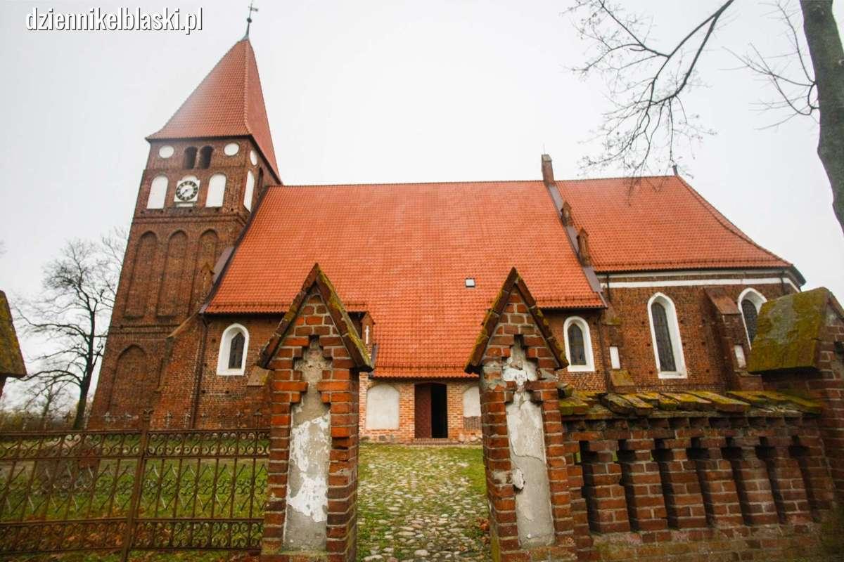 Kościół w Mariance. Od ruiny do zabytkowej perły - full image