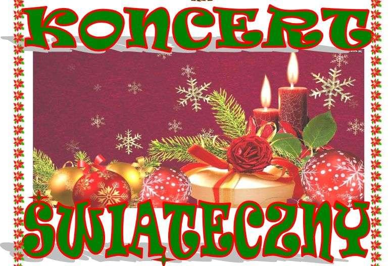 Świąteczny koncert w szkole muzycznej - full image