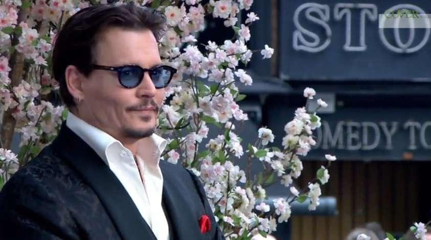 Johnny Depp najbardziej przepłacanym aktorem według Forbesa - full image