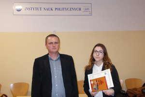 Sukces uczennicy ZSP nr 2 w Olimpiadzie Wiedzy o Bezpieczeństwie