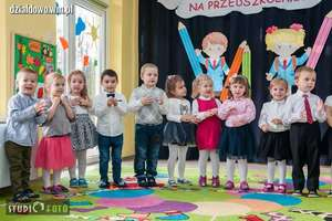 Pasowanie na przedszkolaka w Przedszkolu UMISIA [zdjęcia]