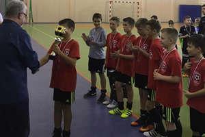 Orlicy z Akademii Piłkarskiej Ostróda wygrali turniej w Barczewie