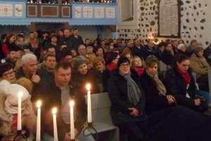 Zapraszamy do kościoła w Glaznotach na świąteczne śpiewanie kolęd
