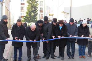 Słowackiego oddana jeszcze przed świętami