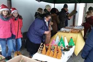 Bożonarodzeniowy kiermasz w Tereszewie
