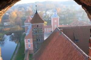 Konferencja w lidzbarskim zamku