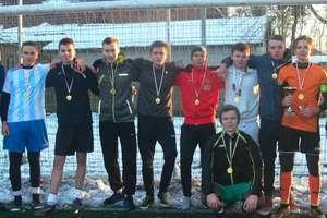 Mikołajkowy Turniej w Piłce Nożnej chłopców