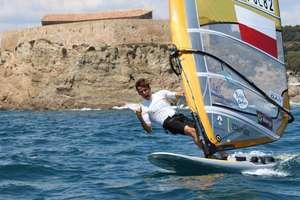 Windsurfer z Mrągowa Piotr Myszka o krok od medalu olimpijskiego!