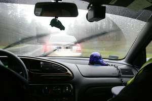 Nieoznakowany radiowóz rejestruje wykroczenia