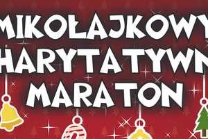 Mikołajkowy Charytatywny Maraton Dance & Fitness w Mszanowie