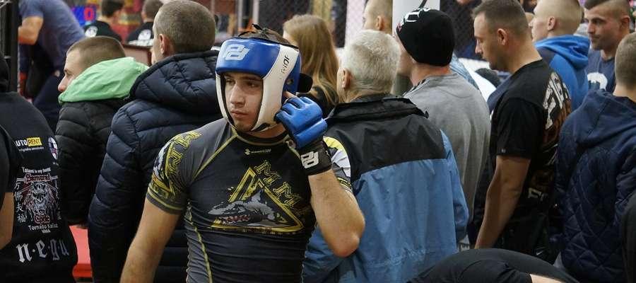 Dominik Jusis w Sochaczewie zdobył amatorskie mistrzostwo Polski