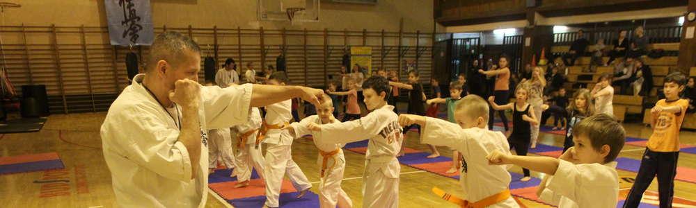 Zimowa Akademia Karate