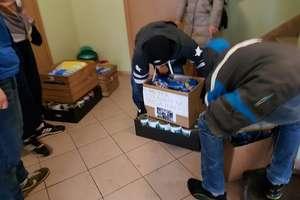 Prawie 200 kg karmy trafiło do potrzebujących czworonogów