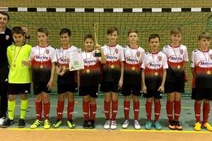 Piłkarze Akademii Piłkarskiej Ostróda wygrali turniej w Brodnicy