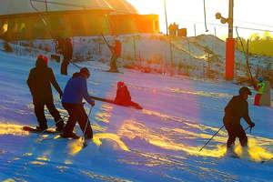 Kurza Góra oblegana przez narciarzy i miłośników snowboardu