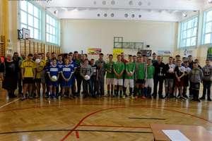 Pożary wygrały w Halowy Turniej Piłki Nożnej Dzieci i Młodzieży Gminy Działdowo [zdjęcia]
