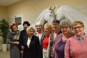 Spotkanie seniorów z Galin, Lidzbarka Warmińskiego i Bisztynka