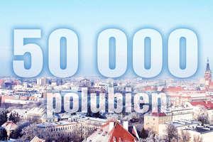 Gazeta Olsztyńska z 50 tys. polubień strony na Facebooku