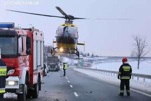 Więcej wypadków, zabitych i rannych na naszych drogach. Gdzie jest najgorzej?