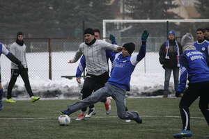 Swoje mecze kontrolne Cresovia rozpoczęła od spotkania z MKS Korsze