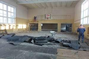Sala gimnastyczna w Jedynce doczekała się remontu