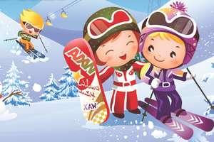 Zapraszamy na sportowe ferie zimowe z OCSiR w hali i na lodowisku