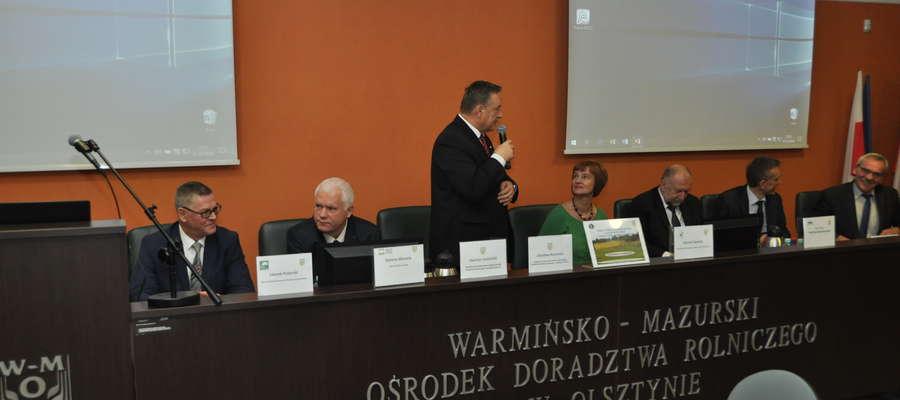 Uczestnikami konferencji byli przedstawiciele administracji rządowej, organizacji i instytucji rolniczych, pracownicy nauki, pracownicy doradztwa rolniczego oraz mediów