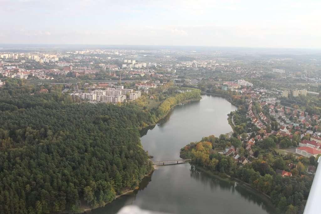 Okolice Jeziora Długiego w Olsztynie - full image