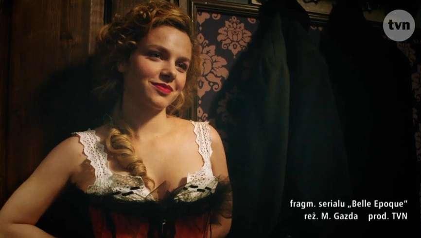 O nowym serialu Belle Epoque opowiada Magdalena Cielecka - full image