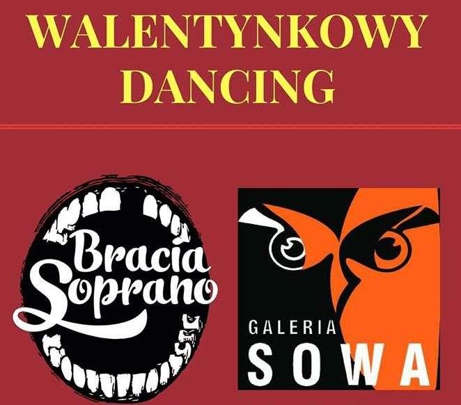 Walentynkowy dancing w Sowie z Braćmi Soprano - full image