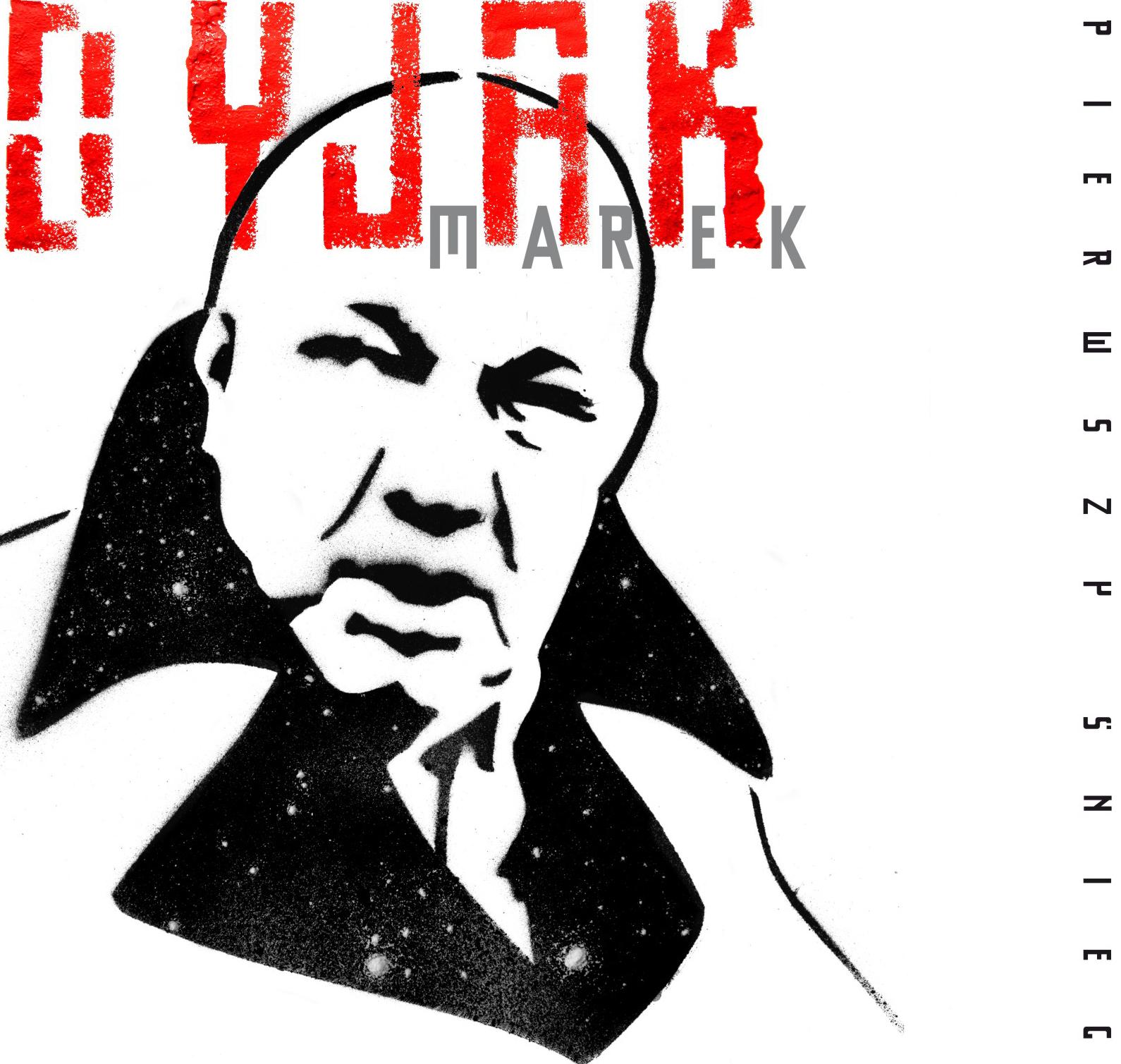 Marek Dyjak z najnowszym albumem w Andergrancie