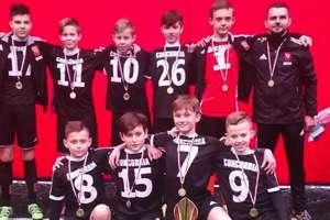 Młodzi piłkarze Concordii najlepsi w Gedania Errea Cup