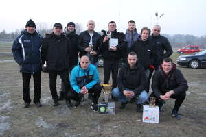 Victoria wygrała turniej w Sępopolu, który... został dokończony w Bartoszycach [ZDJĘCIA]